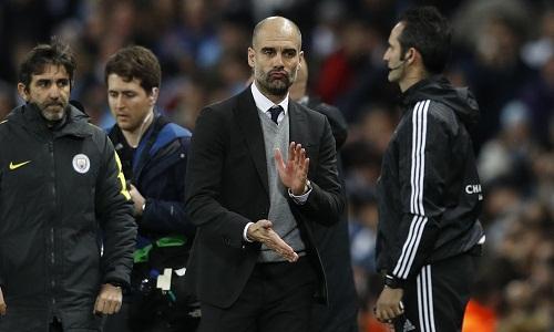 Guardiola thừa nhận Man City may mắn trước Monaco