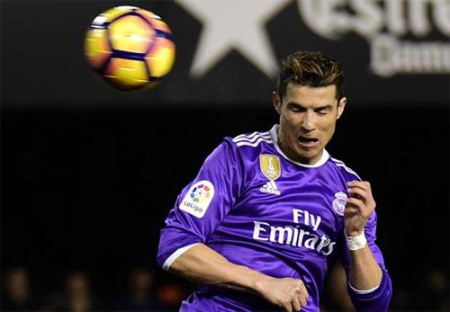 Thầy trò Zidane phá kỷ lục chuỗi ghi bàn dài nhất của Real