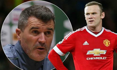 """Roy Keane: """"Rooney tới Trung Quốc là sự điên rồ"""""""