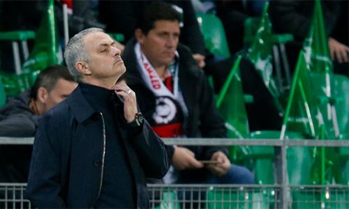 """Mourinho: """"Man Utd bốc trúng lá thăm xấu"""""""