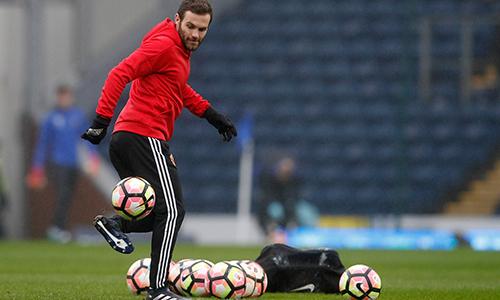 """Juan Mata: """"Chung kết Cup Liên đoàn rất quan trọng với Man Utd"""""""