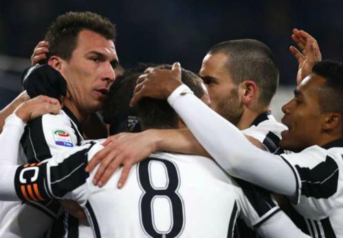 Juventus giành chiến thắng sân nhà thứ 30 liên tiếp tại Serie A