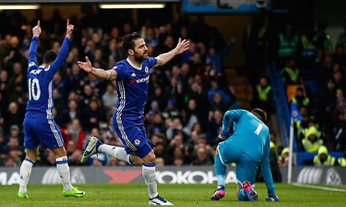 Chelsea có thể đủ điểm vô địch sớm tại Old Trafford ngày 15/4