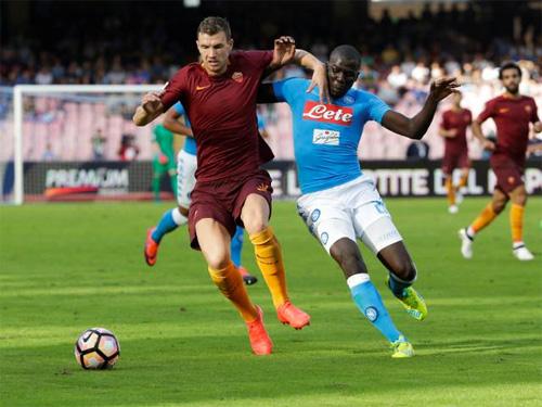 Roma - Napoli: Derby Mặt trời trong bể khổ