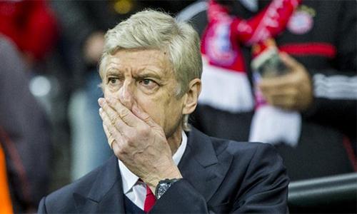 """Wenger: """"Tôi là bậc thầy khổ dâm"""""""