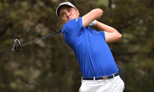 Justin Thomas ghi hole-in-one để dẫn đầu tại WGC Mexico Championship
