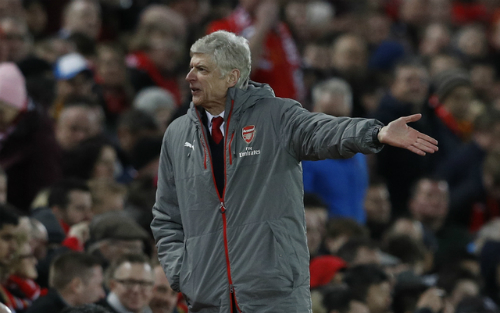 """Wenger: """"Arsenal không gặp may với trọng tài"""""""