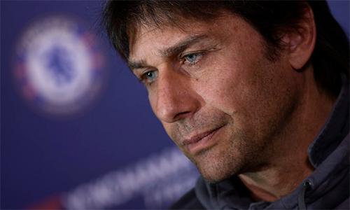Conte chuẩn bị sẵn kế hoạch nếu rời Chelsea
