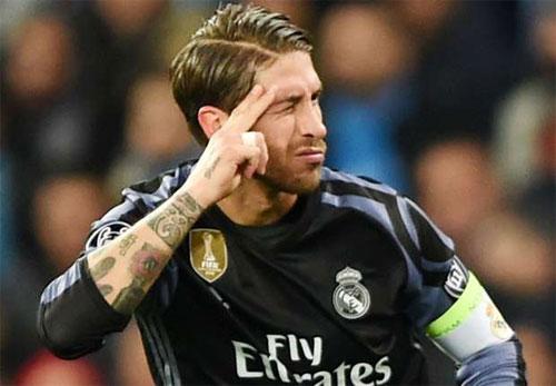 Ramos tỏa sáng, Real vào tứ kết bằng chiến thắng đậm