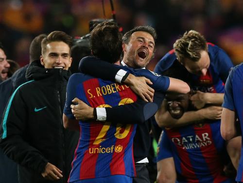 Messi cân bằng kỷ lục phạt đền của Ronaldo ở Champions League