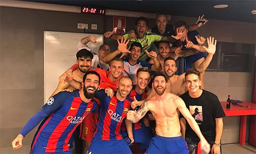 """Rakitic: """"Cầu thủ Barca khóc, phát điên trong phòng thay đồ"""""""