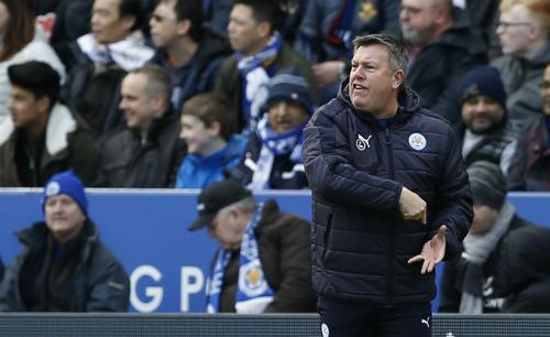 Shakespeare trở thành HLV chính thức của Leicester City