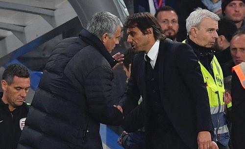 """Conte: """"Tôi muốn thành huyền thoại Chelsea như Mourinho"""""""