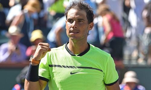 Nadal hạ Verdasco, đợi Federer ở vòng bốn Indian Wells