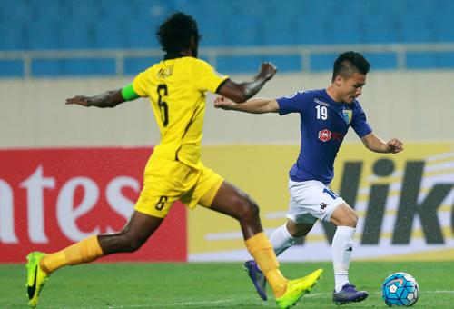 """CLB Hà Nội """"giải khát"""" bằng chiến thắng đậm tại AFC Cup 2017"""