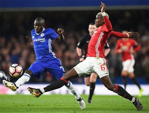 """Mourinho: """"Pogba hay nhất trận Chelsea - Man Utd"""""""