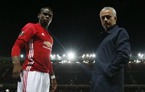 """Mourinho: """"Pogba đang là nạn nhân của sự ganh tị"""""""