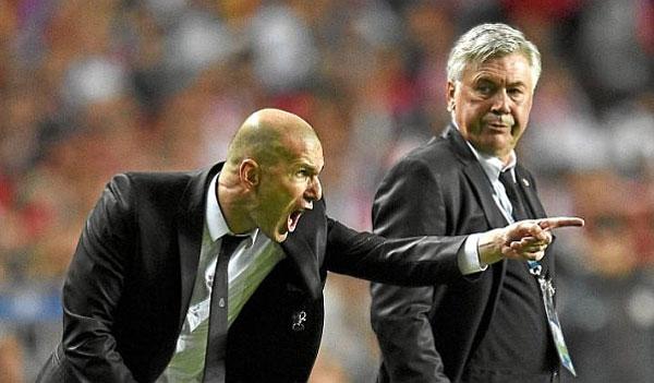 Bayern đại chiến Real ở tứ kết Champions League