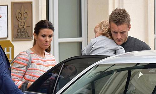 Jamie Vardy bị doạ giết sau khi Leicester sa thải Ranieri - ảnh 1