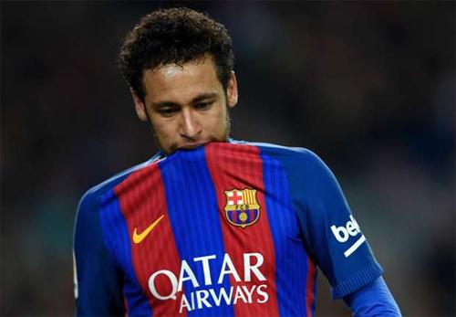 Đối thủ gọi Neymar là diễn viên vĩ đại trên sân cỏ