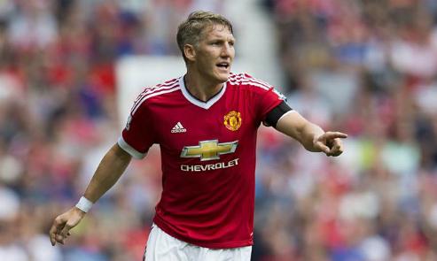 "Schweinsteiger: ""Tôi buồn khi phải chia tay Man Utd"""