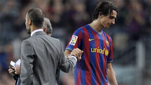 Ibrahimovic xem nỗi hận Guardiola là động lực thi đấu