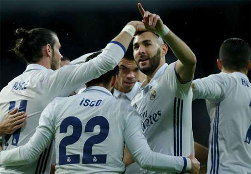 """Benzema: """"Tôi đá vì Real, chứ không phục vụ Ronaldo hay Bale"""""""