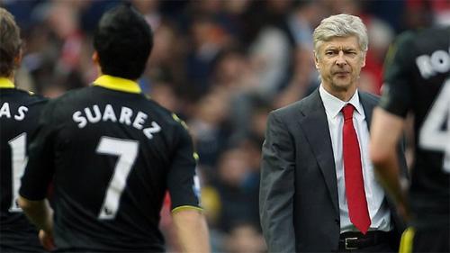 """Wenger: """"Suarez từng đồng ý đầu quân cho Arsenal"""""""