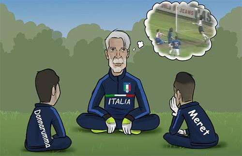 Gigi Buffon: Người cận vệ già và trái tim son trẻ
