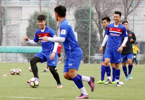 Việt Nam được ưu ái trước trận ra quân vòng loại Asian Cup 2019