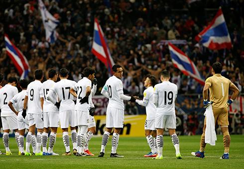 Đại bại trước Nhật Bản, Thái Lan vỡ mộng World Cup
