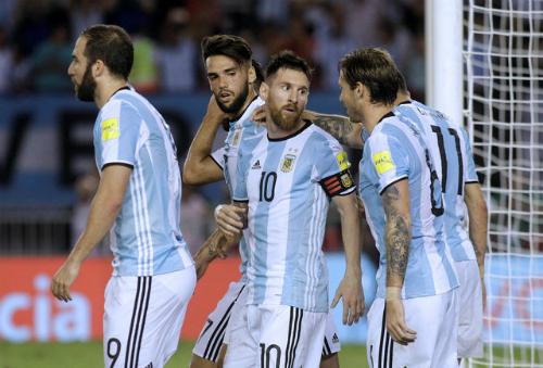Tỷ lệ chiến thắng của Argentina lao dốc khi vắng Messi