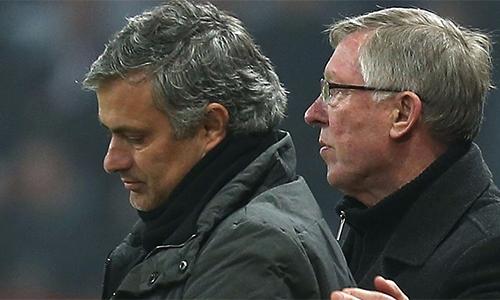 """Ferguson: """"Man Utd đã không may mắn dưới thời Mourinho"""""""