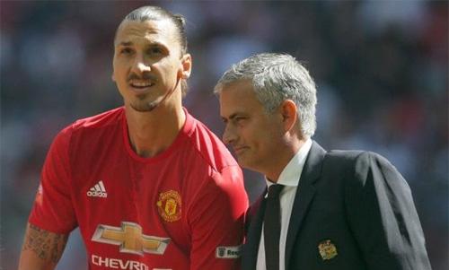 """Mourinho: """"Tôi vẫn vui nếu Ibrahimovic ra đi"""""""