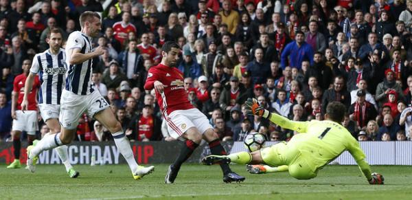 Man Utd bất lực trước West Brom, mất cơ hội áp sát top 4
