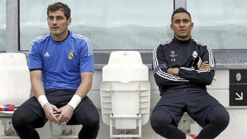 """Casillas: """"Thật khó tin khi Navas không nằm trong Top 3 thủ môn hay nhất"""""""