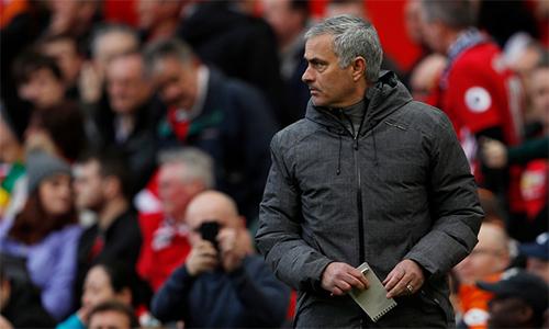 Mourinho có mạch bất bại dài nhất ở Ngoại hạng Anh trong 12 năm