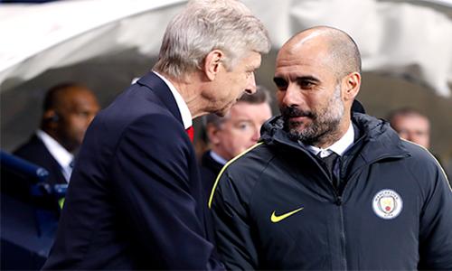 Guardiola lo lắng khi đối đầu Arsenal không có gì để mất