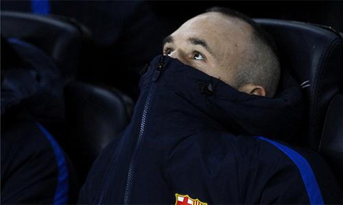 Iniesta: Từ đội trưởng thành dự bị chuyên nghiệp