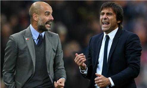 """Guardiola: """"Tôi học hỏi từ huấn luyện viên hay nhất là Conte"""""""