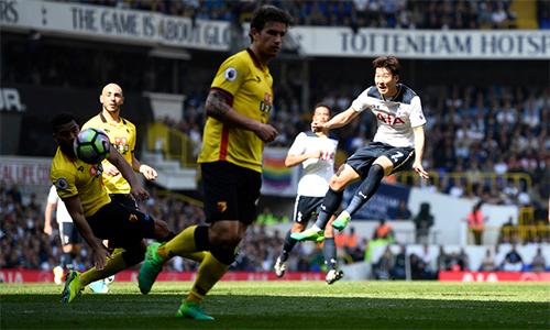 Tottenham thắng đậm, gây áp lực lớn lên Chelsea