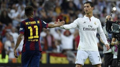 """Romario: """"Ronaldo đang chơi kém hơn hẳn Neymar và Messi"""""""