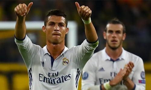 Báo Tây Ban Nha đưa tin mâu thuẫn Ronaldo - Bale leo thang