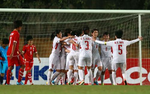 """HLV Mai Đức Chung: """"Nữ Việt Nam có thể trả nợ Thái Lan, dự World Cup"""""""
