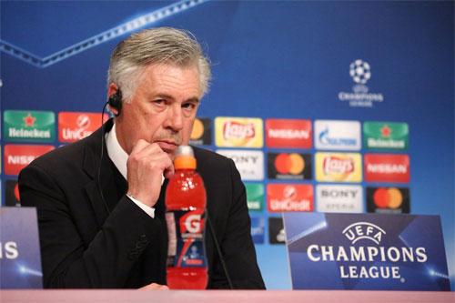 "Ancelotti: ""Bayern chưa chết"""