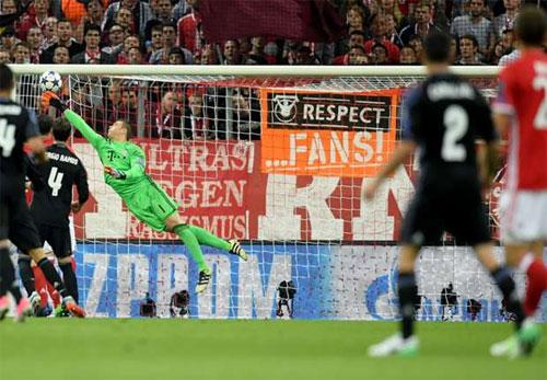 Zidane thất vọng vì Real không thắng Bayern đậm hơn