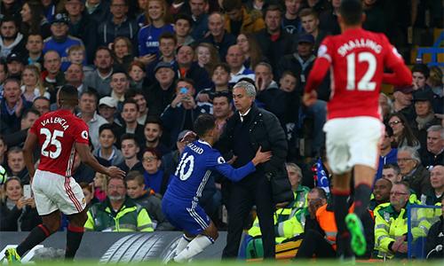 Mourinho không cảm xúc khi tái ngộ Chelsea