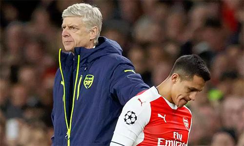 """Wenger: """"Arsenal không vì Sanchez mà phá vỡ cấu trúc lương"""""""