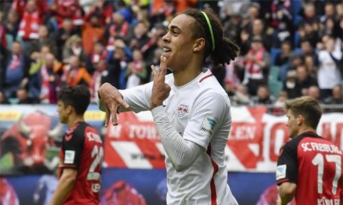 RB Leipzig chắc suất dự Champions League mùa tới