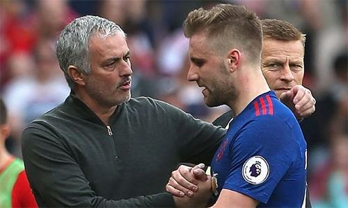 """Luke Shaw: """"Tôi sẽ chứng minh Mourinho đã sai"""""""